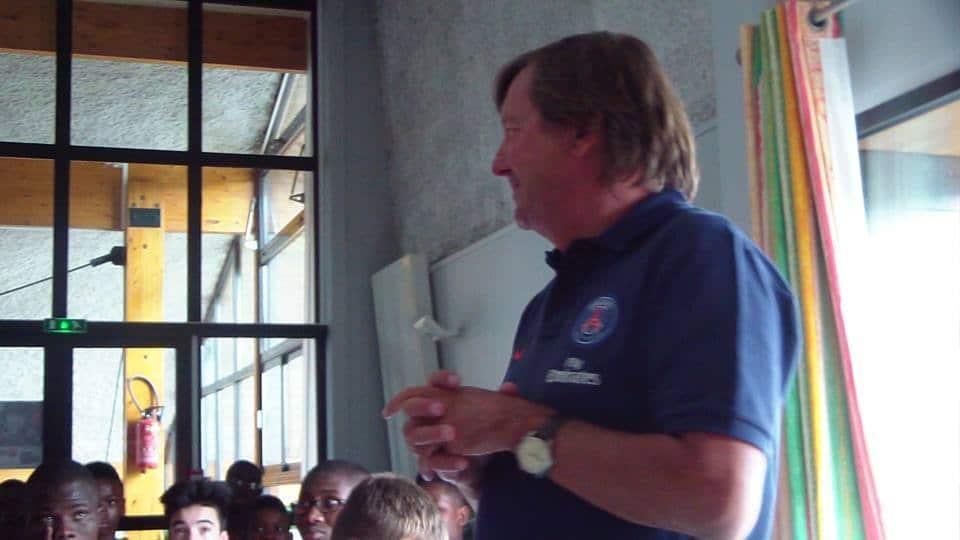 Michel JARNIGON recruteur du PSG (2)