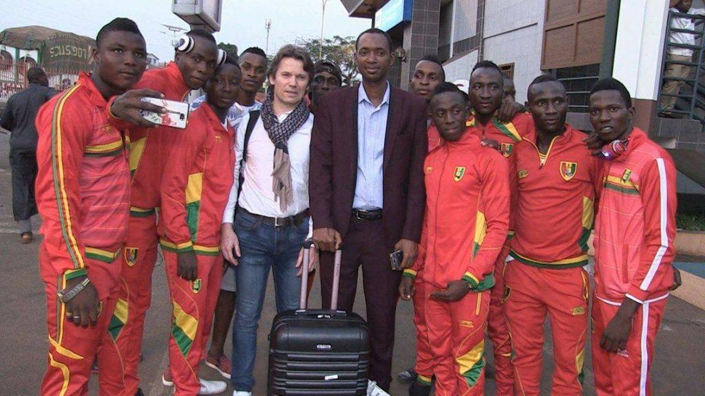 FOOT BREIZH ACADEMIE en Guinée
