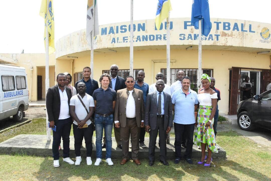 FOOT BREIZH ACADEMIE au Gabon