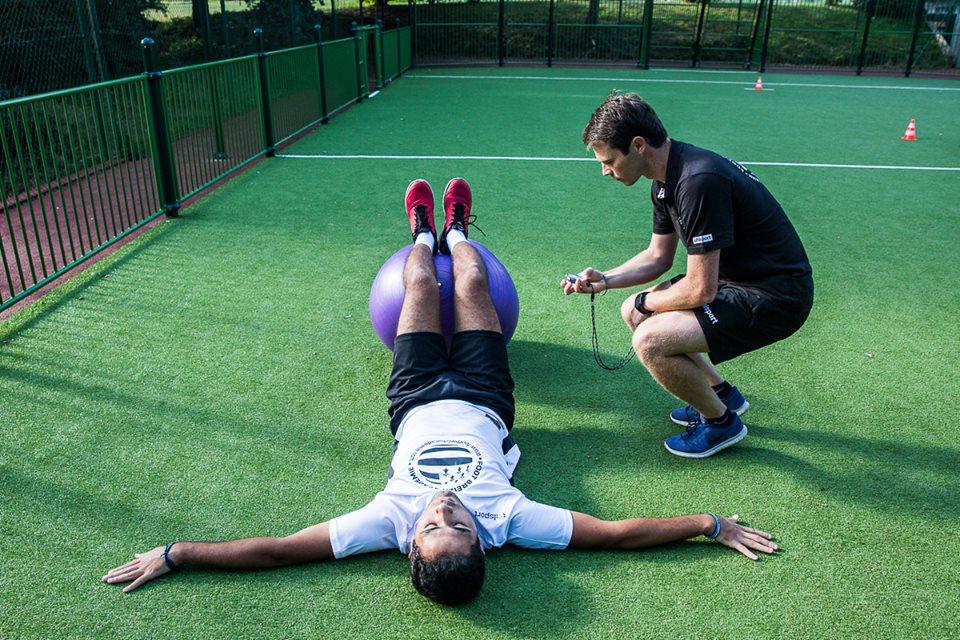 Renforcement musculaire individualisé