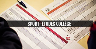 Sport-etudes College football