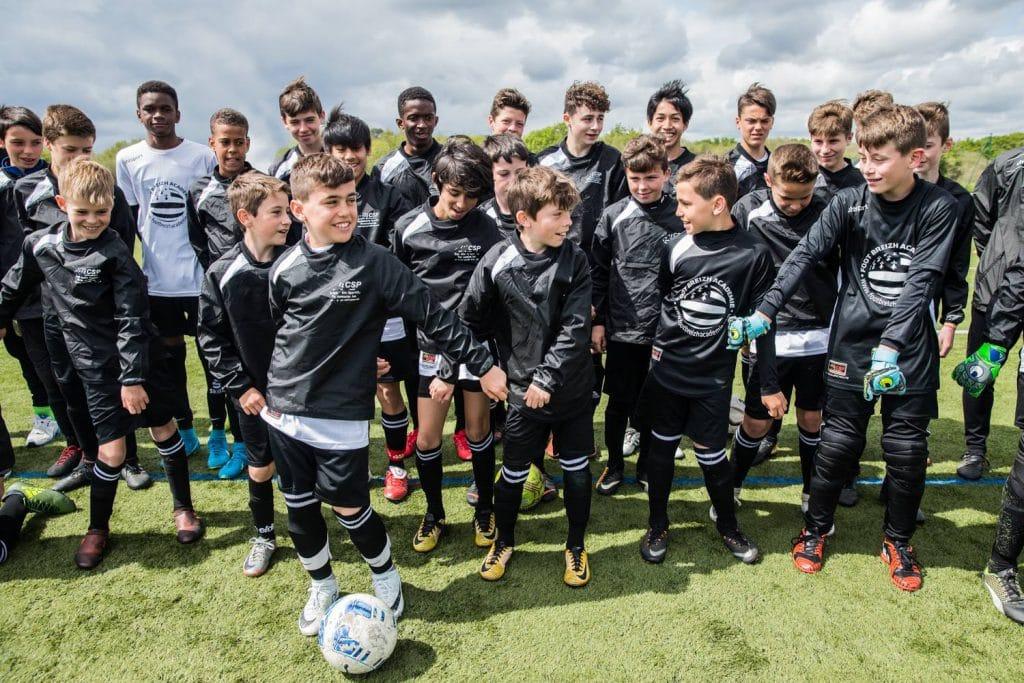 cadeau-enfant stage football bretagne