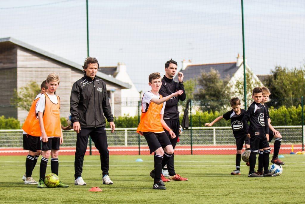 Foot Breizh Academie Séance