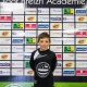 Mathéo 8 ans stagiaire foot FBA