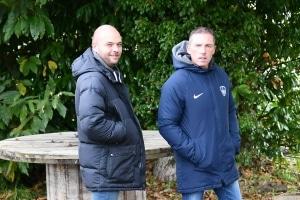 Olivier Priol et Laurent Kerdiles recruteurs du Stade Brestois