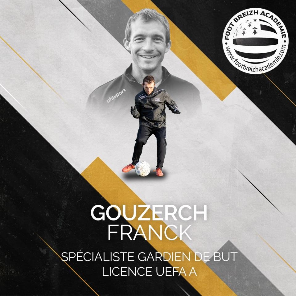 franck gouzerch entraîneur adjoint N3