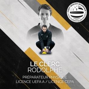 Rodolphe Le Clerc Préparateur physique