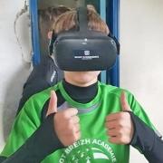 technologie apprentissage Vr casque stage