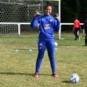 foot féminin gardien de but
