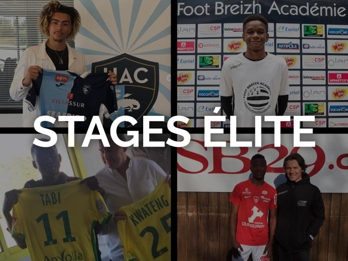 stage élite foot breizh academie