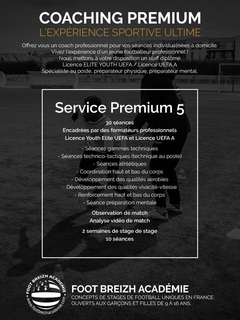 coaching premium service 5 stagiaire ultime