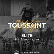 stage Elite Toussaint 2020 8-16 ans