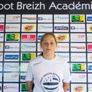Marion foot féminin bretagne academie