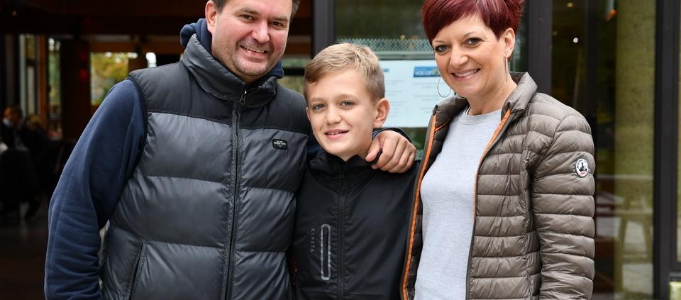 Liam Défenseur Compiègne content parents