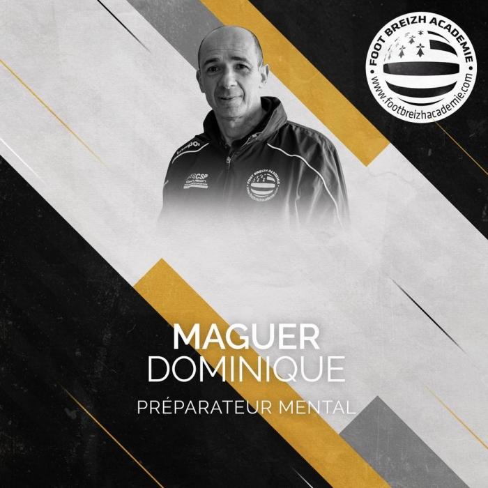 Dominique Maguer Préparateur mental