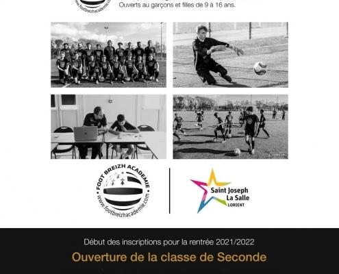 Sport études St Joseph