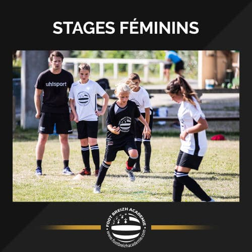stages foot feminins