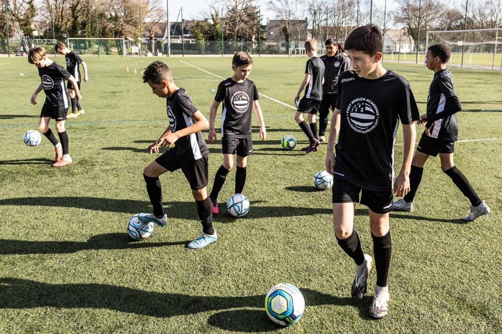 sport études football bretagne