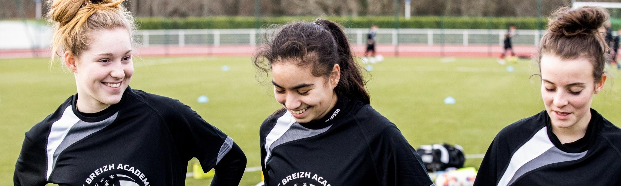 stage football féminin