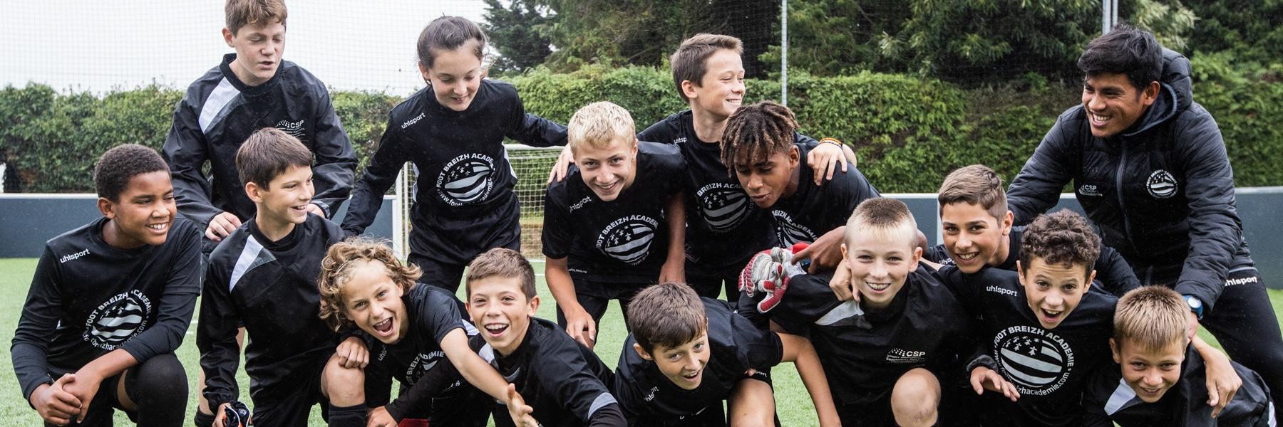 stage football foot breizh academie